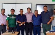 Tendrán los municipios proyecto deportivo: Aceves