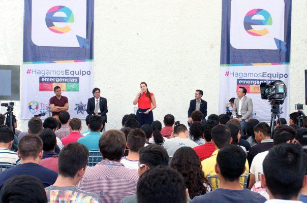 Elogia CANACO nueva aplicación de emergencia