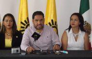 Critica PRD ausencia de Derechos Humanos en conflicto normalista