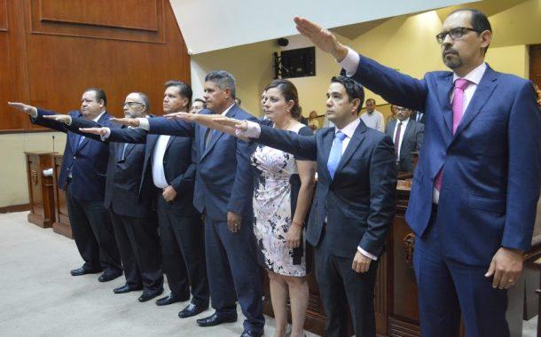 Eligen comisión que designará funcionarios del Sistema Estatal Anticorrupción