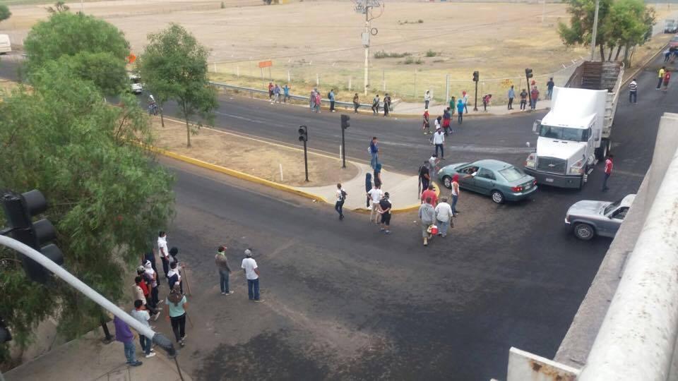 Normalistas provocan incertidumbre: Coparmex
