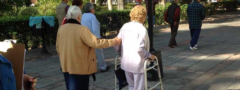 Preocupa el maltrato a adultos mayores
