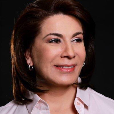 Regresa Lorena Martínez en busca de la senaduría