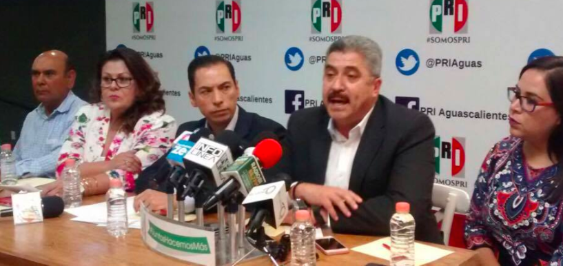 Inquieta al delegado tricolor las ondas gruperas en Aguascalientes