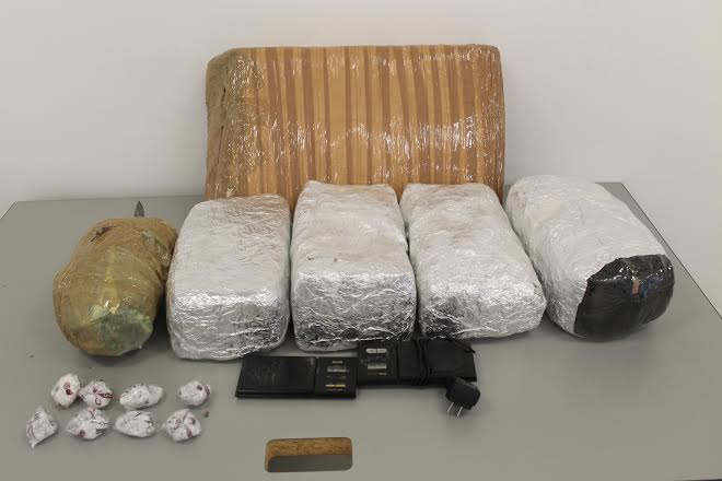 Descartan red regional dedicada al tráfico de drogas