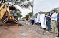 Supervisan y entregan obras por casi 40 millones de pesos en Calvillo