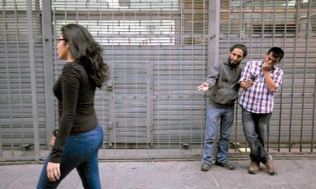 Queda en falta administrativa el acoso callejero