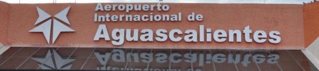 Anuncian descuento del 8% en aeropuerto de Aguascalientes