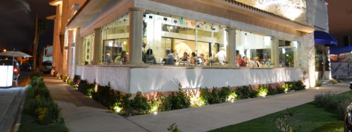 Caen ventas en restaurantes 20 por ciento