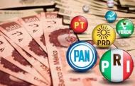 Falla el blindaje económico a partidos políticos: Ruelas