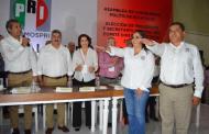 Toman protesta a Juárez e Ibarra como dirigentes del PRI