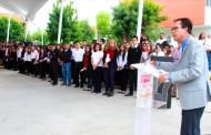 Arranca programa bilingüe en escuela Normal Superior de Aguascalientes