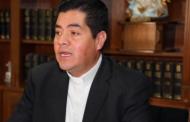 Truena vocero de la diócesis local en contra del presupuesto partidista