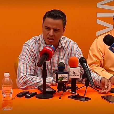Abre las puertas MC a Toño Martín del Campo