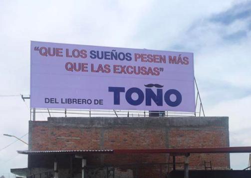 INE: Intrascendentes los anuncios de «Toño»