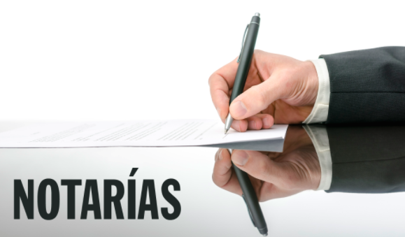 Fiats otorgados por Lozano no están afiliadas al Colegio de Notarios