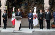 Orozco: No está a discusión cese del Secretario de Seguridad Pública