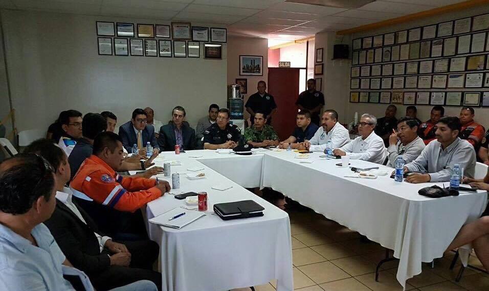 "En alerta Aguascalientes por ""Franklin"""