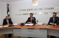 Responde la Sala Administrativa al Presidente del Poder Judicial
