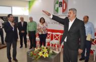 Evidencia Otto Granados al delegado del PRI