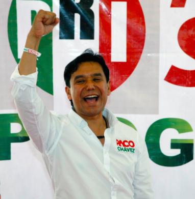 Paco Chávez no está libre de culpa