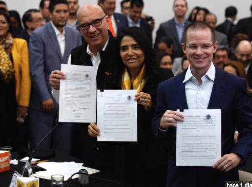 Ramírez: Los mexicanos tenemos que acostumbrarnos a las alianzas electorales