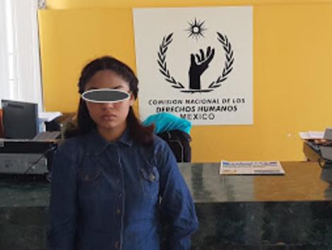 Llega a la CNDH denuncia por novatadas en Cañada Honda