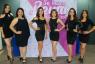 Presentan las candidatas a reina de la Feria de la Guayaba 2017