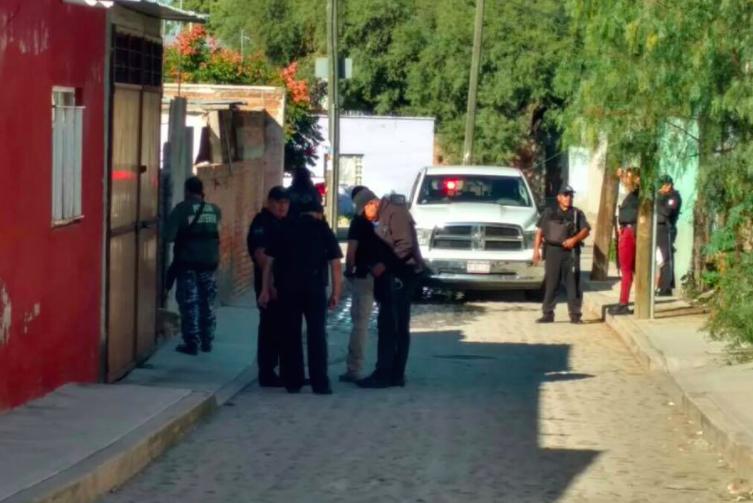 Realiza policía ministerial cateos en Jaltomate y Cañada Honda
