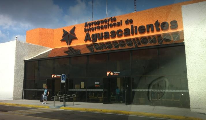 Aumenta 15% tráfico de pasajeros en aeropuerto de Aguascalientes