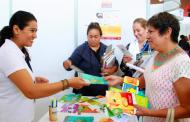 Inauguran Feria de convivencia sana, segura y sustentable