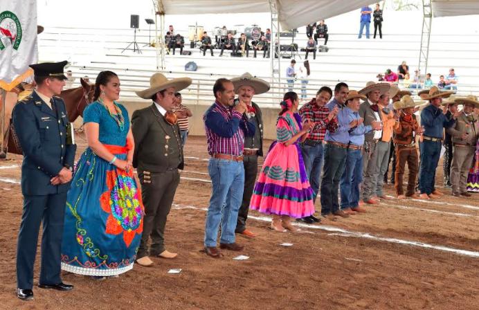 Inauguran Campeonato Nacional Independencia 2017