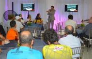Jorge Luis Rikarday  dicta conferencia en Aguascalientes