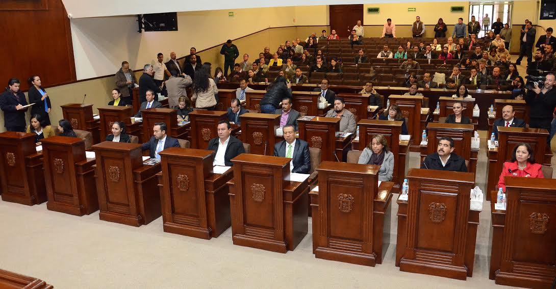 Atoran en Congreso presupuesto para Tribunal Local Electoral