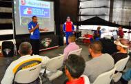 Apertura CONADE academia de boxeo en Aguascalientes