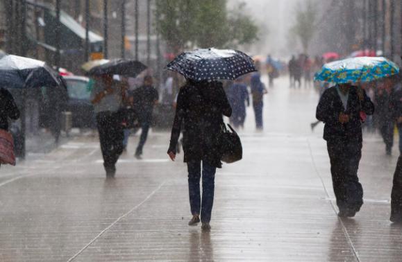 En alerta ISSEA por lluvias