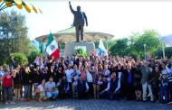 Conmemoran panistas XXVIII aniversario luctuoso de Clouthier