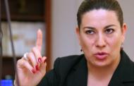 Quien la hizo que la pague, señala Lorena Martínez