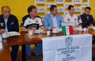 Presentan tripulación de carrera panamericana 2017