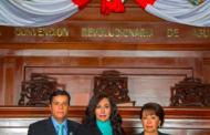 Aplaca Silvia Luna a diputados de Nueva Alianza