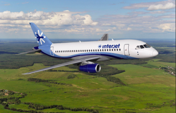 Confirman salida de Interjet en Aguascalientes