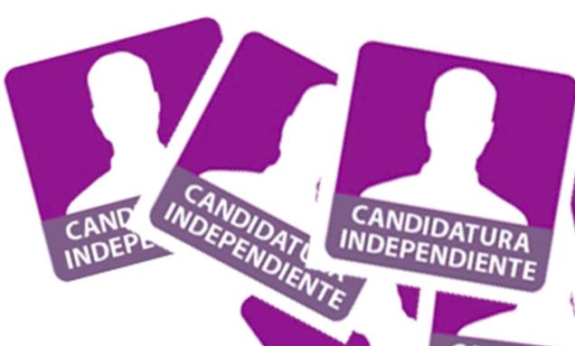 No lograrían independientes locales sus candidaturas para 2018