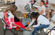 Lleva ISSEA a municipios servicios médicos integrales
