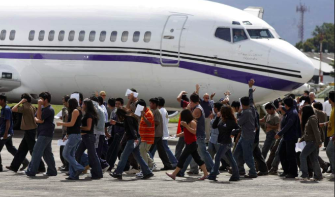 Ha deportado TRUMP 1300 aguascalentenses