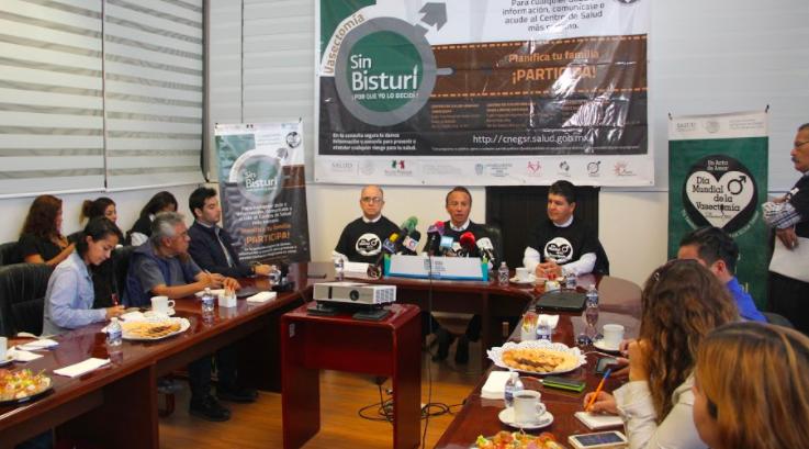 Ocupa la entidad tercer lugar nacional en Vasectomía sin Bisturí