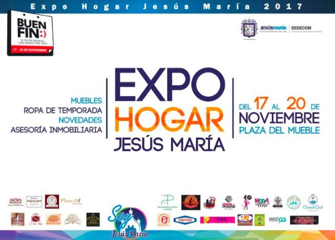 "Anuncia ""Expo Hogar"" en Jesús María"