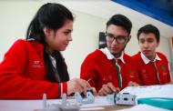 Anuncia IEA beca contra el abandono escolar