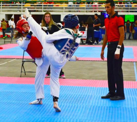 LLevan el torneo de intramuros de Taekwondo a Tepezalá