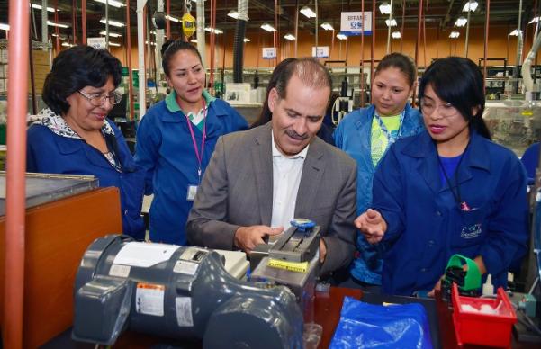 Orozco: Superada la meta anual de empleos