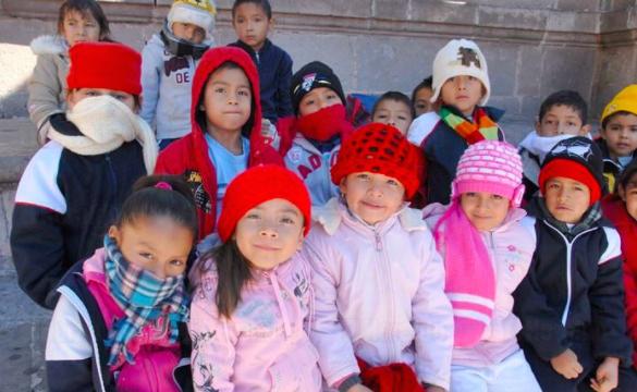 No hay planes de modificar horario escolar por baja temperatura